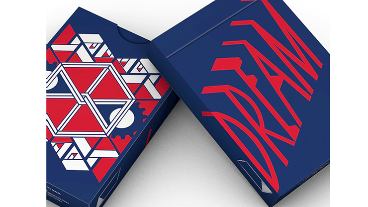 Dream V2 Playing Cards by Card Experiment