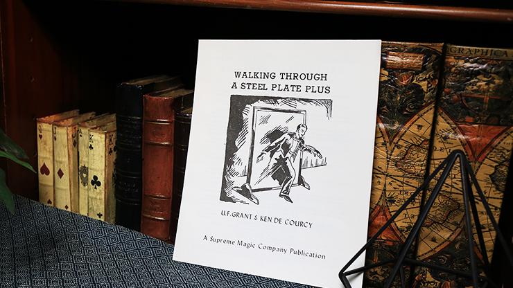 Walking Through a Steel Plate PLUS - U.F. Grant & Ken de Courcy