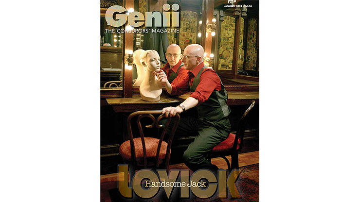 Genii Magazine January 2018