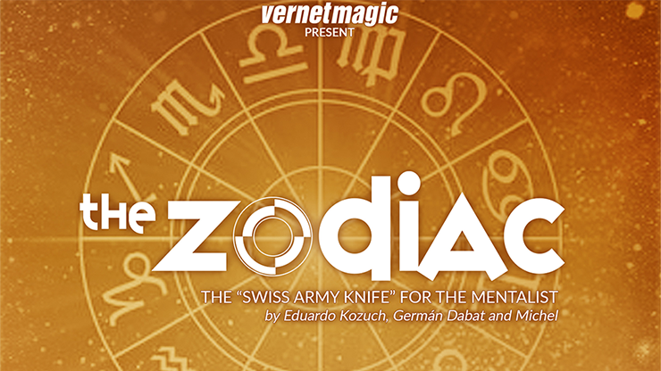 The Zodiac (Gimmicks and Online Instructions)