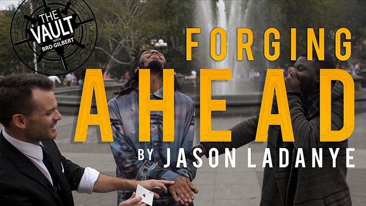 The Vault Forging Ahead by Jason Ladanye video DOWNLOAD