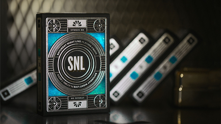 SNL Playing Cards - Theory 11