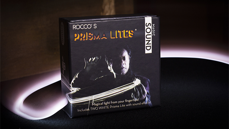 Rocco's Prisma Lites SOUND Pair (Magic/White)