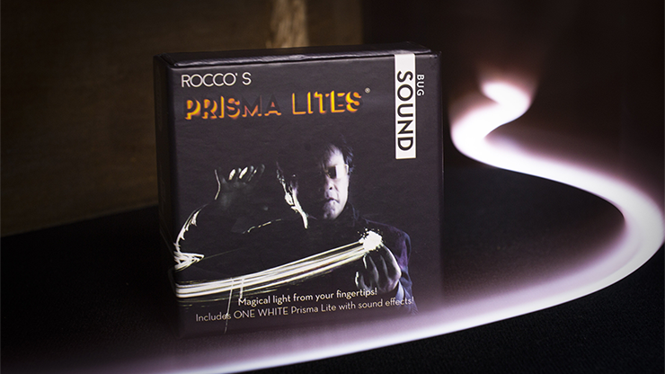 Rocco's Prisma Lites SOUND Single (Bug/White) - Trick