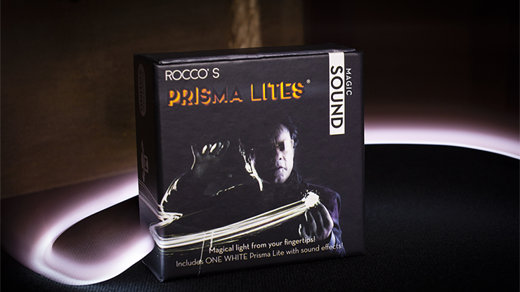 Rocco's Prisma Lites SOUND Single (Magic/White)