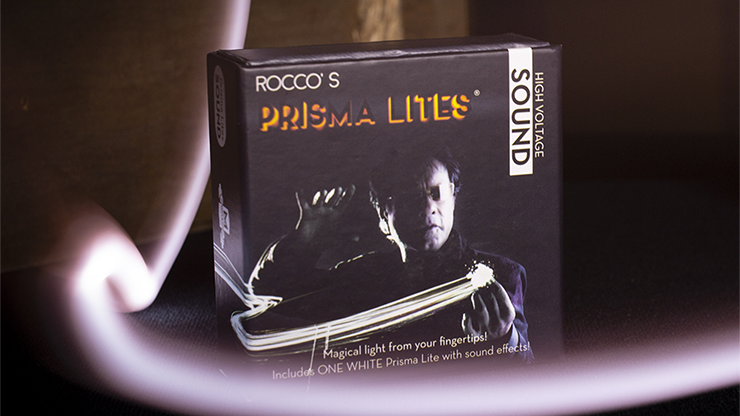 Rocco's Prisma Lites SOUND Single (High Voltage/White)