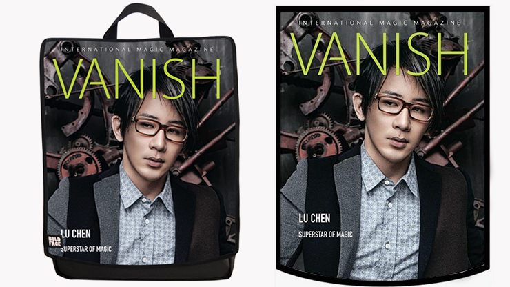 VANISH Backpack (Lu Chen) by Paul Romhany and BOLDFACE