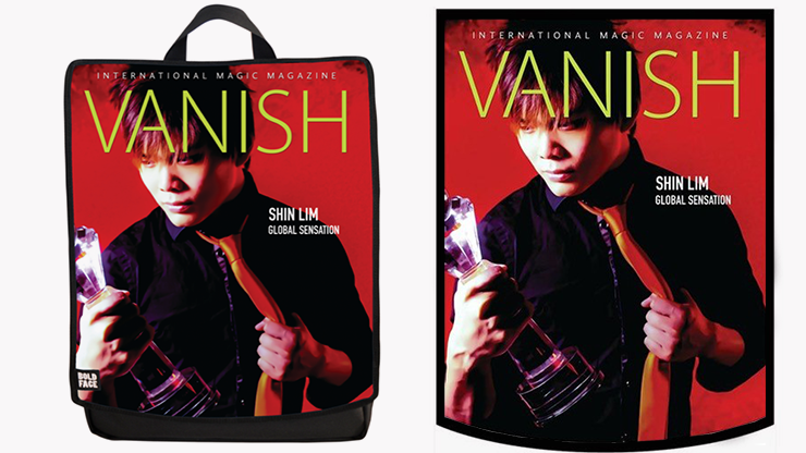 VANISH Backpack (Shin Lim) - Paul Romhany & BOLDFACE