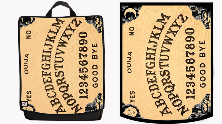 OUIJA Backpack by Paul Romhany and BOLDFACE - Trick