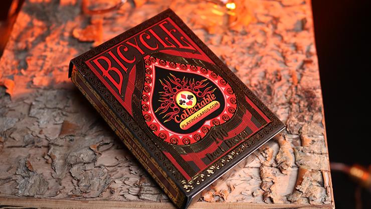 Bicycle Limited Edition CPC 100th Deck Design Poker Kartenspiel Spielkarten