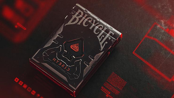 Bicycle Hybrid Playing Cards Poker Kartenspiel Spielkarten