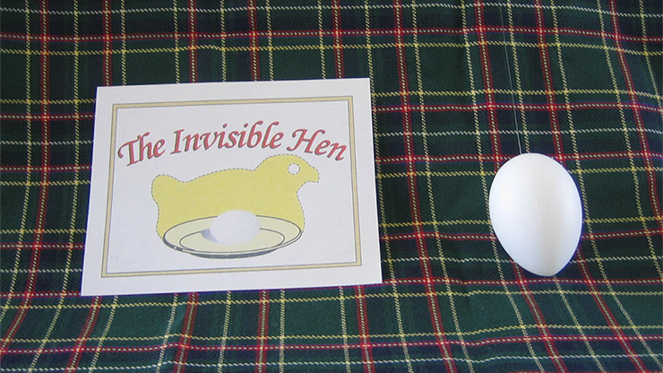 The Invisible Hen - The Great Gorgonzola