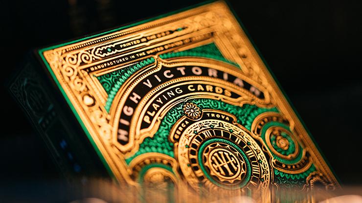 Carti de joc High Victorian