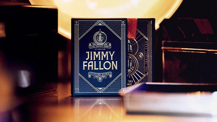 Carti de joc Jimmy Fallon