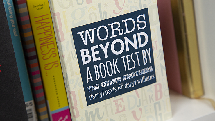 Words Beyond a Book Test - The Other Brothers
