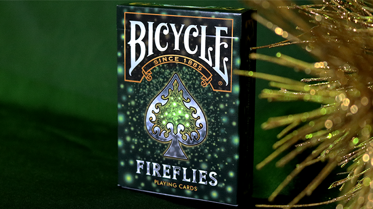 Bicycle Fireflies Playing Cards MagicWorld Magic Shop