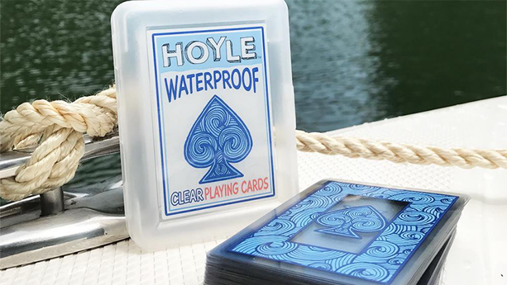 Hoyle Waterproof Playing Cards - US Playing Card