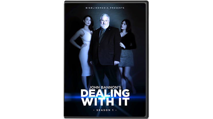 Dealing With It Season 1 by John Bannon, 6 neue Kartenroutinen erlernen