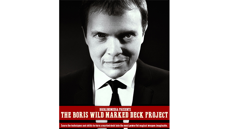 The Boris Wild Marked Deck Project by Boris Wild video DOWNLOAD