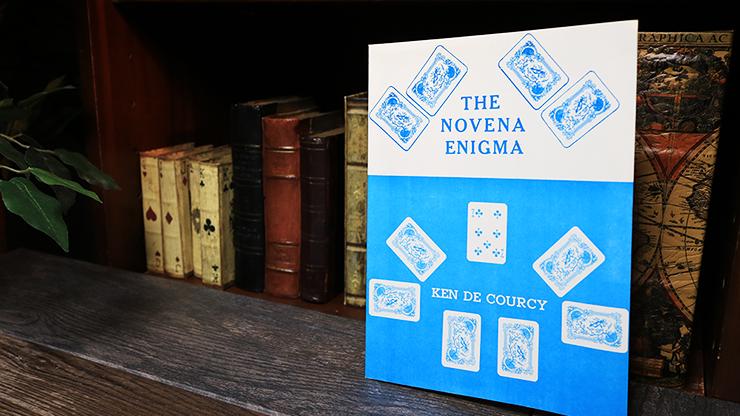 The NOVENA ENIGMA by Ken de Courcy - Book