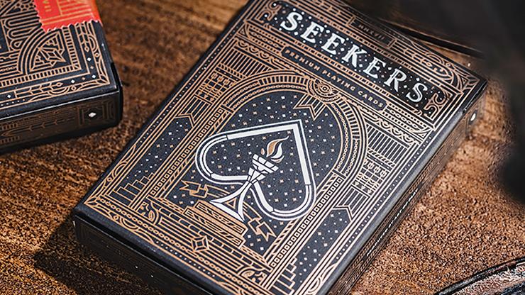 Carti de joc Seekers
