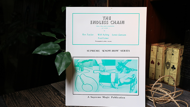 The Endless Chain by Lewis Ganson - Book