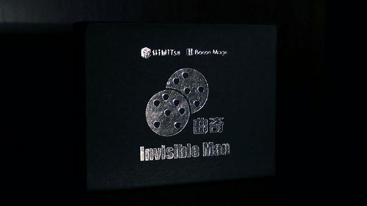 Invisible Man By Bacon & Himitsu Magic - Trick