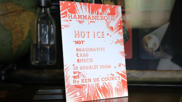 Hammanesque by Ken de Coucey Zauberbuch
