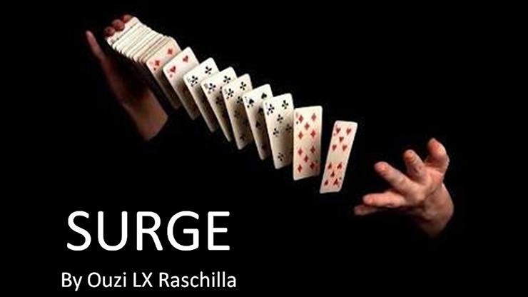 SURGE by Ouzi LX Raschilla video DOWNLOAD