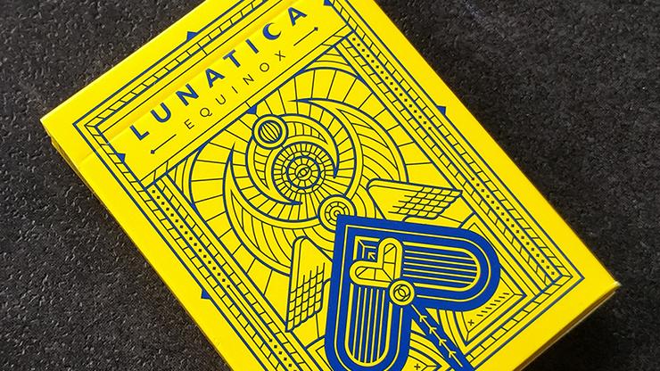 Lunatica Equinox Playing Cards Poker Kartenspiel Spielkarten