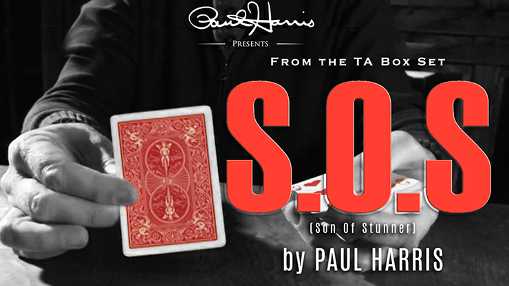 The Vault SOS (Son of Stunner) by Paul Harris video DOWNLOAD