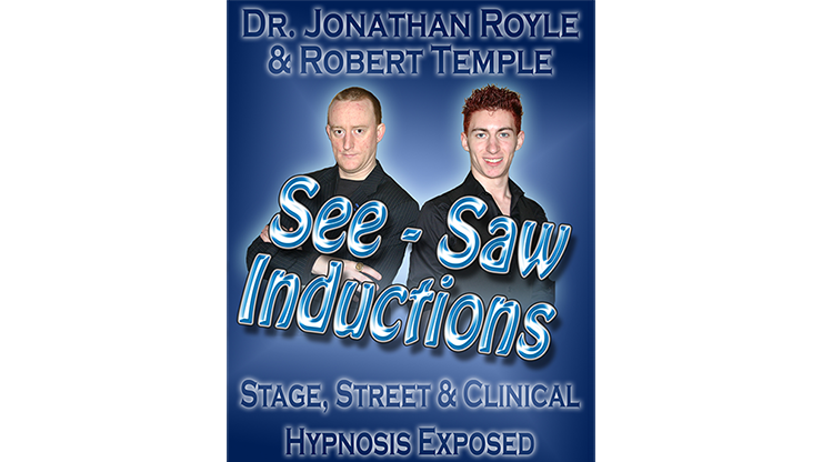 Robert Temples See Saw Induction & Comedy Hypnosis Course by Jonathan Royle Mixed Media DOWNLOAD