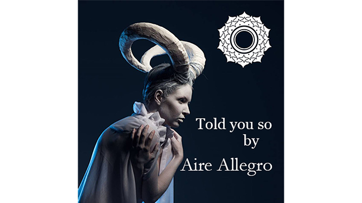 Told you so by Aire Allegro eBook DOWNLOAD - Murphy's Magic ...