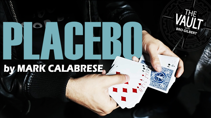 The Vault PLACEBO by Mark Calabrese video DOWNLOAD