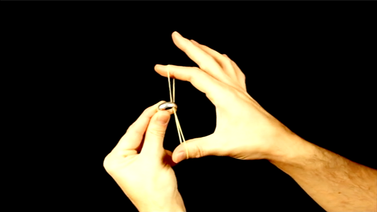 Ultra Rubber Band Through Ring Video DOWNLOAD