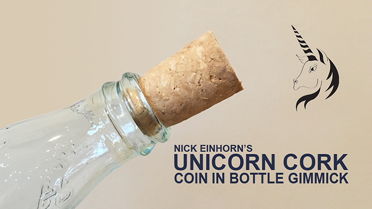 Unicorn Cork by Nick Einhorn - Trick
