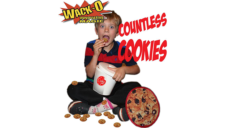 Countless Cookies by Wack-O-Magic - Trick