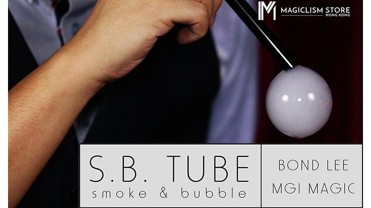 S.B. Tube by Bond Lee & MGI Magic Rauch in Seifenblasen produzieren