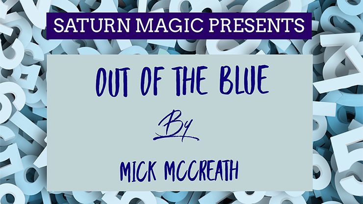 Out of the Blue by Mick McCreath Voraussageroutinen Mentalroutinen