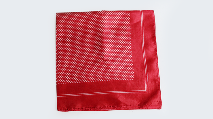 Syouma Silk (Red) by Tejinaya Magic
