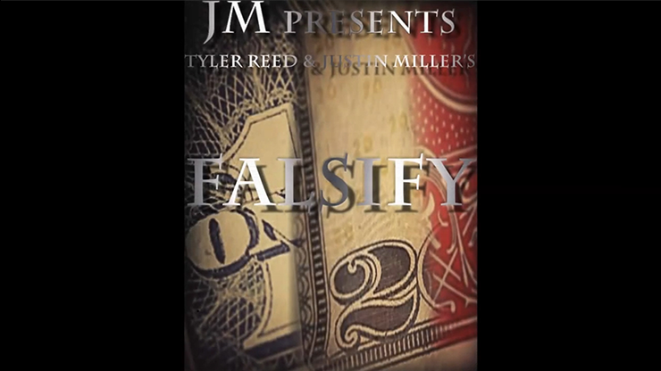 Falsify FULL by Justin Miller video... MagicWorld Magic Shop