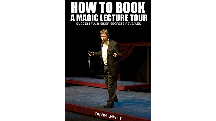 So You Want To Do A Magic Lecture Tour eBook DOWNLOAD