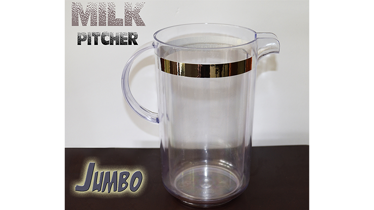 Milk Pitcher Jumbo (Deluxe)