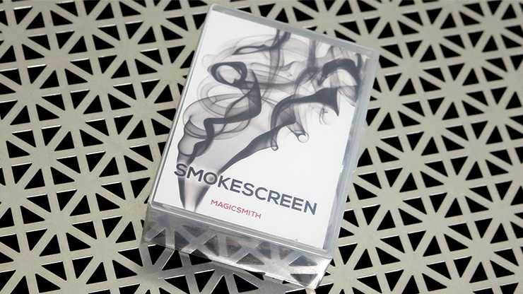 Smoke Screen (Gimmick and Online Instructions) by Magic Smith Neues Rauchproduktions-Gimmick