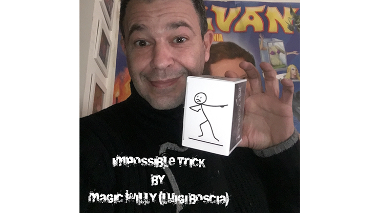 IMPOSSIBLE TRICK by Magic Willy (Luigi Boscia) video DOWNLOAD