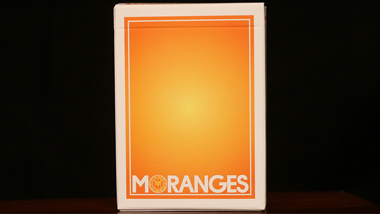 Carti de joc Moranges-First Edition (Aqua Finish)