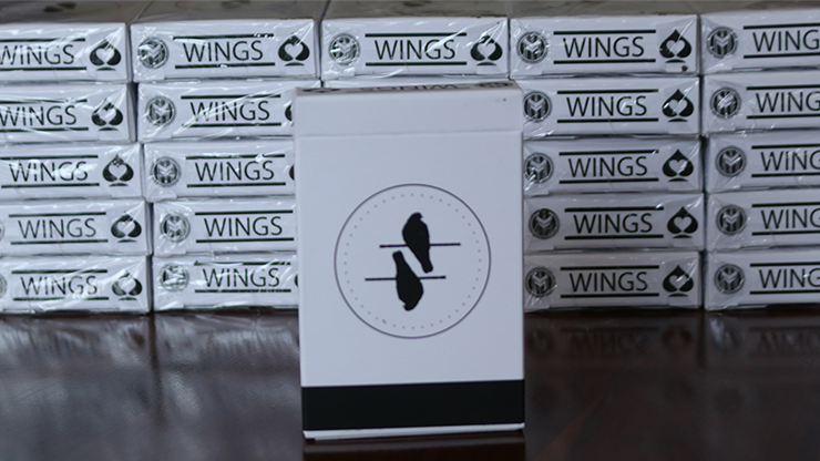 Wings Marked Playing Cards (Bridge Size)