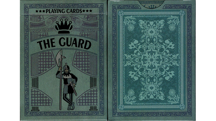 The Guard Slate Playing Cards Poker Kartenspiel Spielkarten