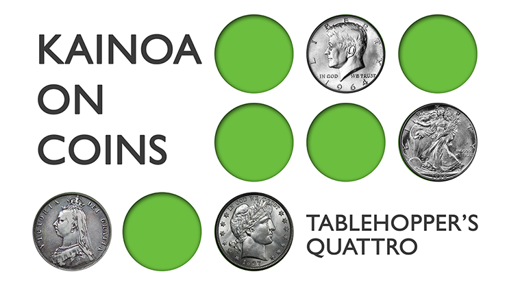 Kainoa on Coins: Tablehopper's Quattro