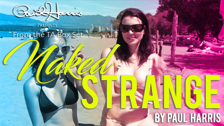 The Vault - Naked Strange by Paul Harris video DOWNLOAD